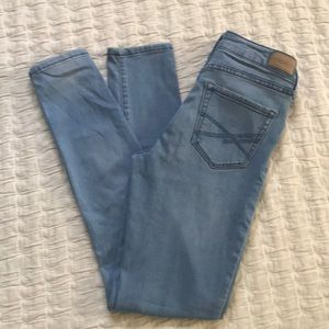 Aeropostale high-waisted jegging